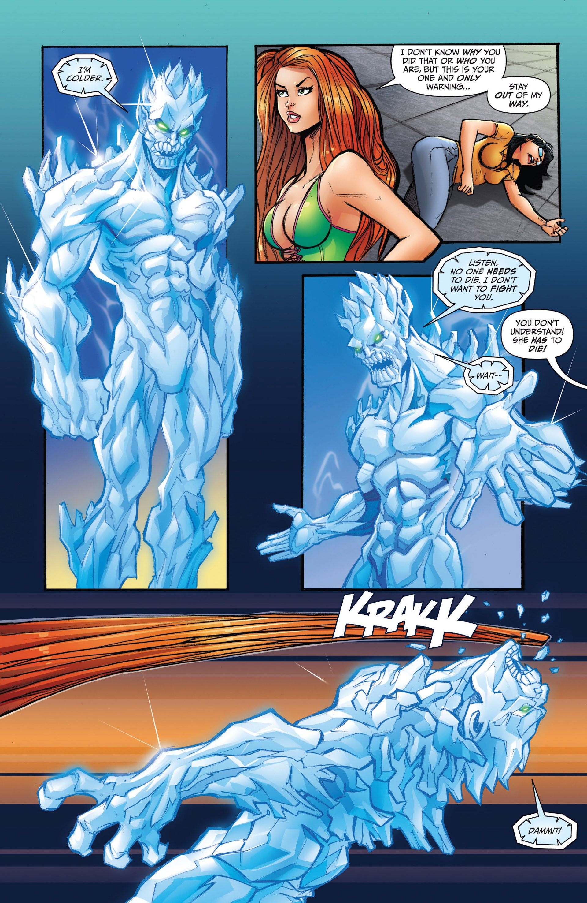 Grimm Fairy Tales (2005) Issue #90 #93 - English 11