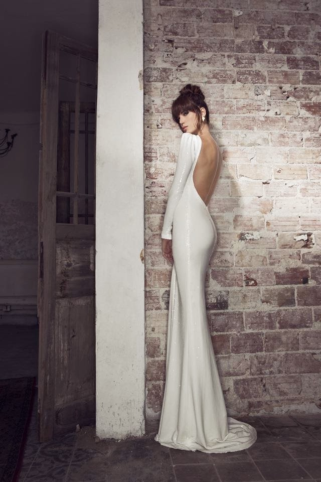 Julie Vino Spring 2014 Bridal Collection