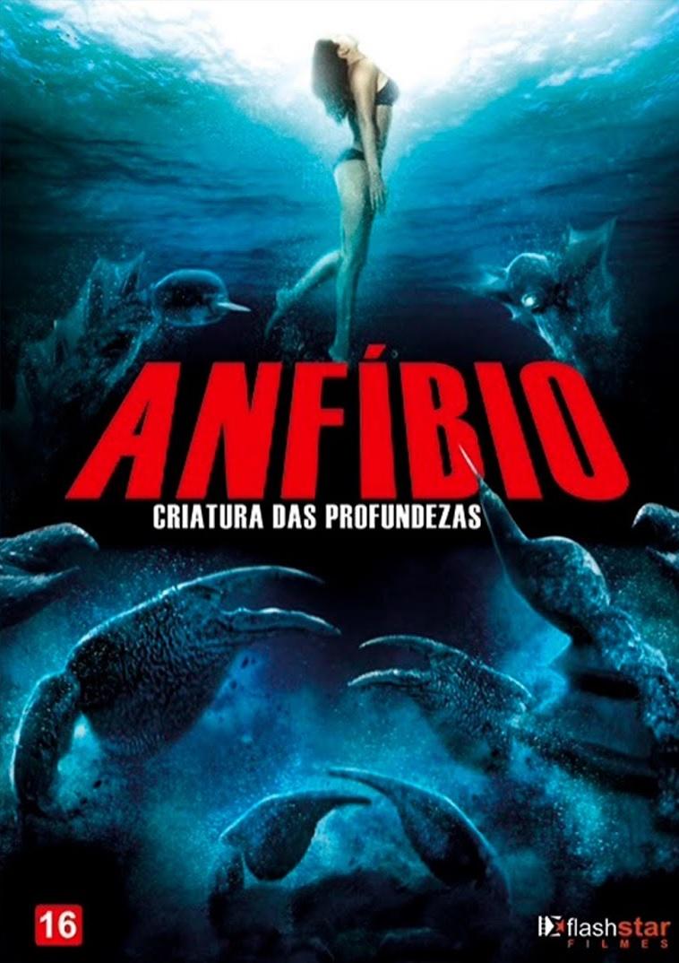 Anfíbio: A Criatura das Profundezas – Dublado (2010)