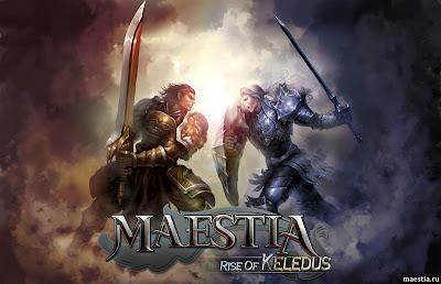 Maestia Rise of Keledus