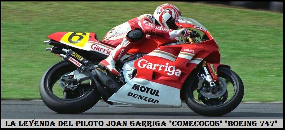 "Piloto Joan Garriga ""Boeing 747 - Comecocos"""