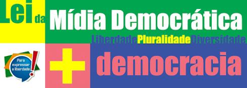 Democratização do meios de comunicação já