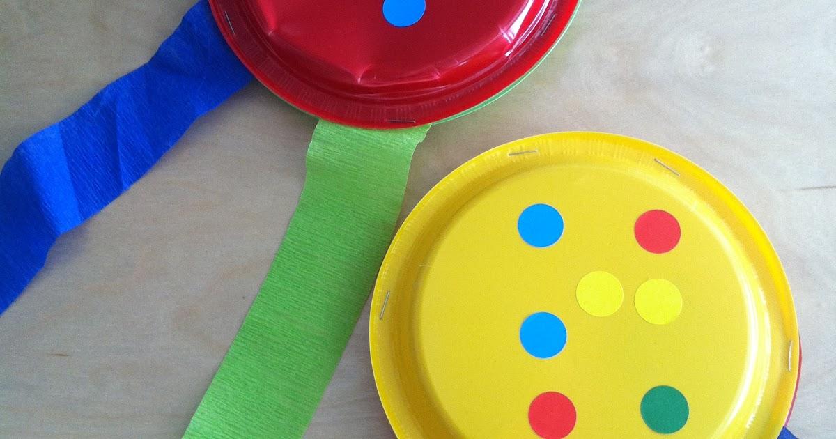 & The Contemplative Creative: Bean + Plate Maracas