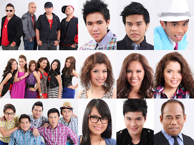 The X Factor Philippines Final 12 - Will there be a wildcard to make them Final 16 come Live Show?