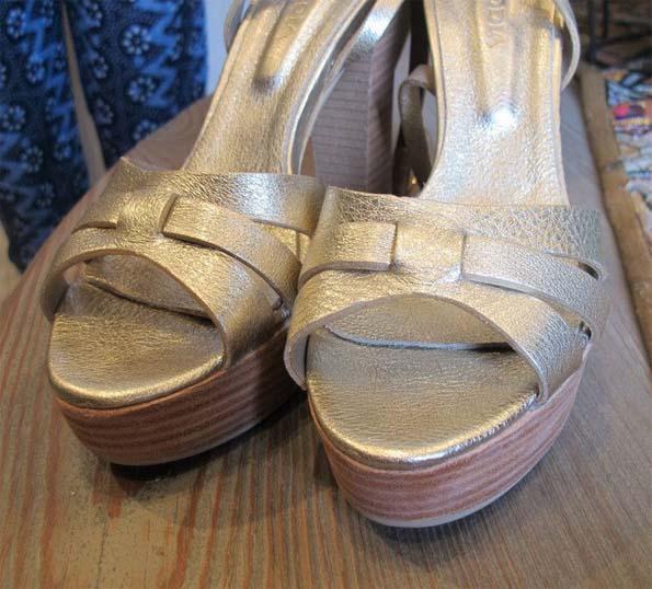 Rapsodia 2013. Zapatos 2013.