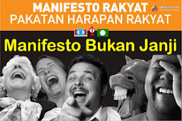 Manifesto Bukan Janji
