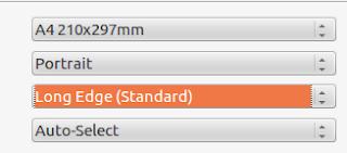 Imprimir a doble cara en Ubuntu, configurar impresión ubuntu