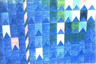 5 Etapas Aula de Artes Volpi e as Bandeirinhas