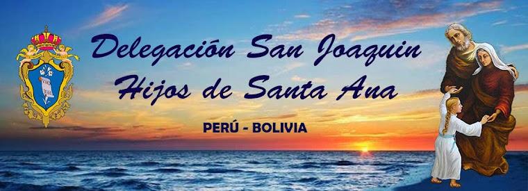 """""""Hijos de Santa Ana"""""""