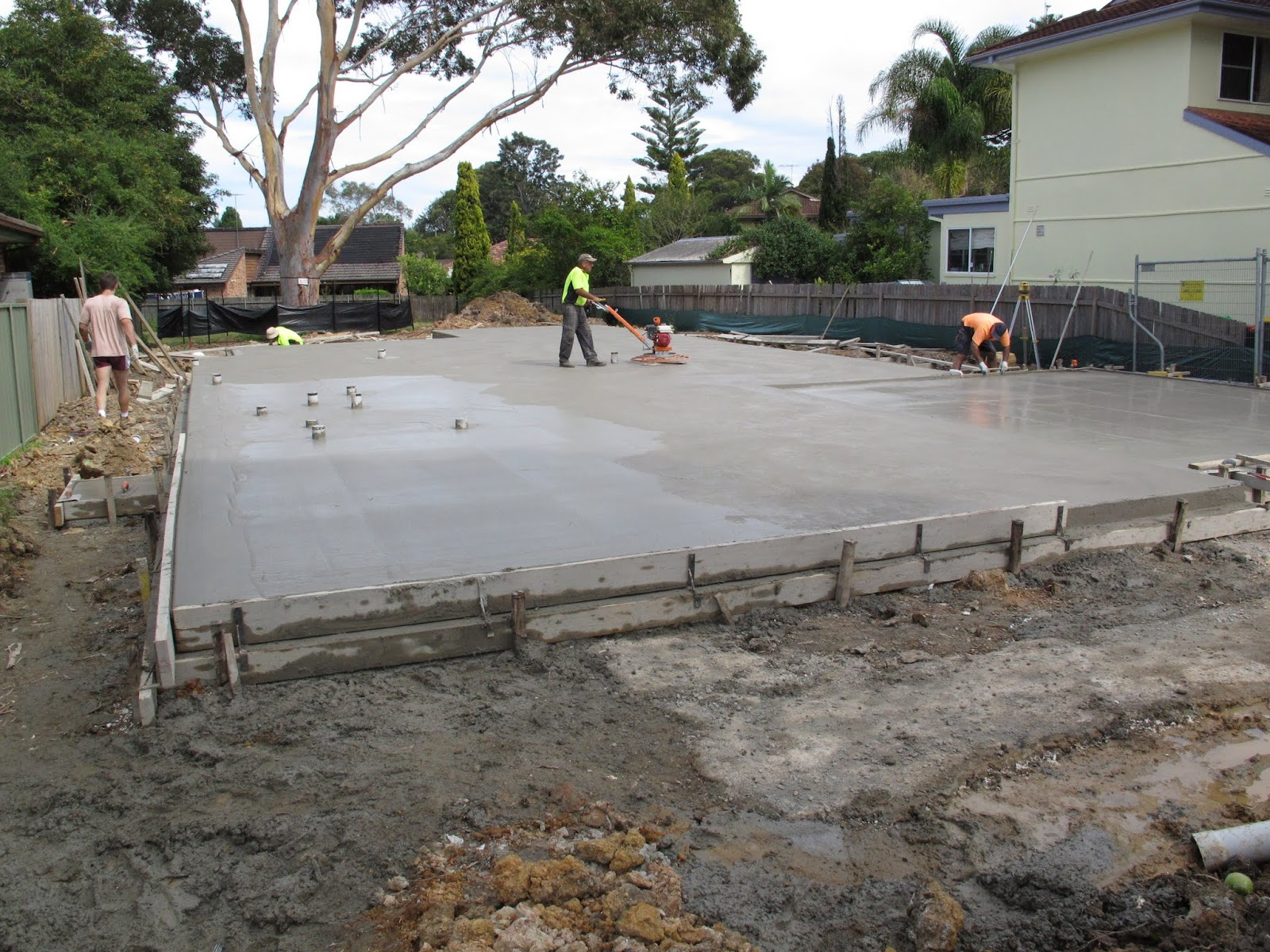 Our Metricon Nolan 41 Journey Slab Complete