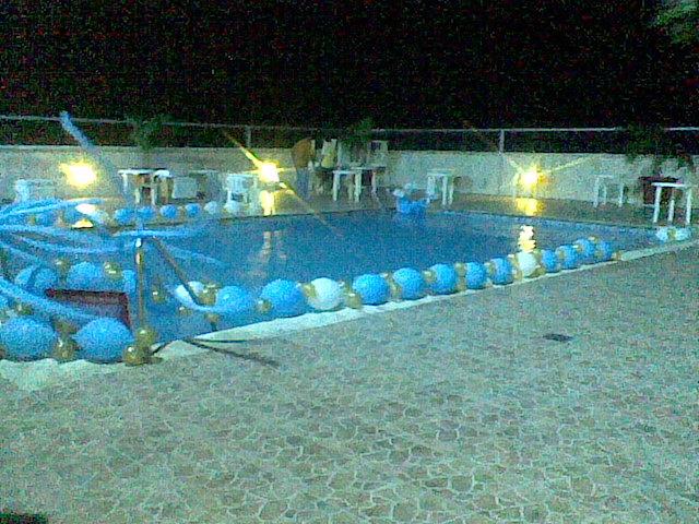 Decoraciones de fiestas - Decoracion piscinas ...