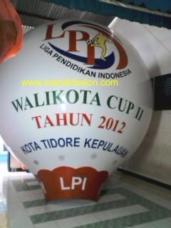 Balon Promosi LPI