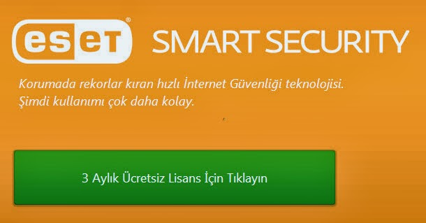 Eset Smart Security - Free 3 months