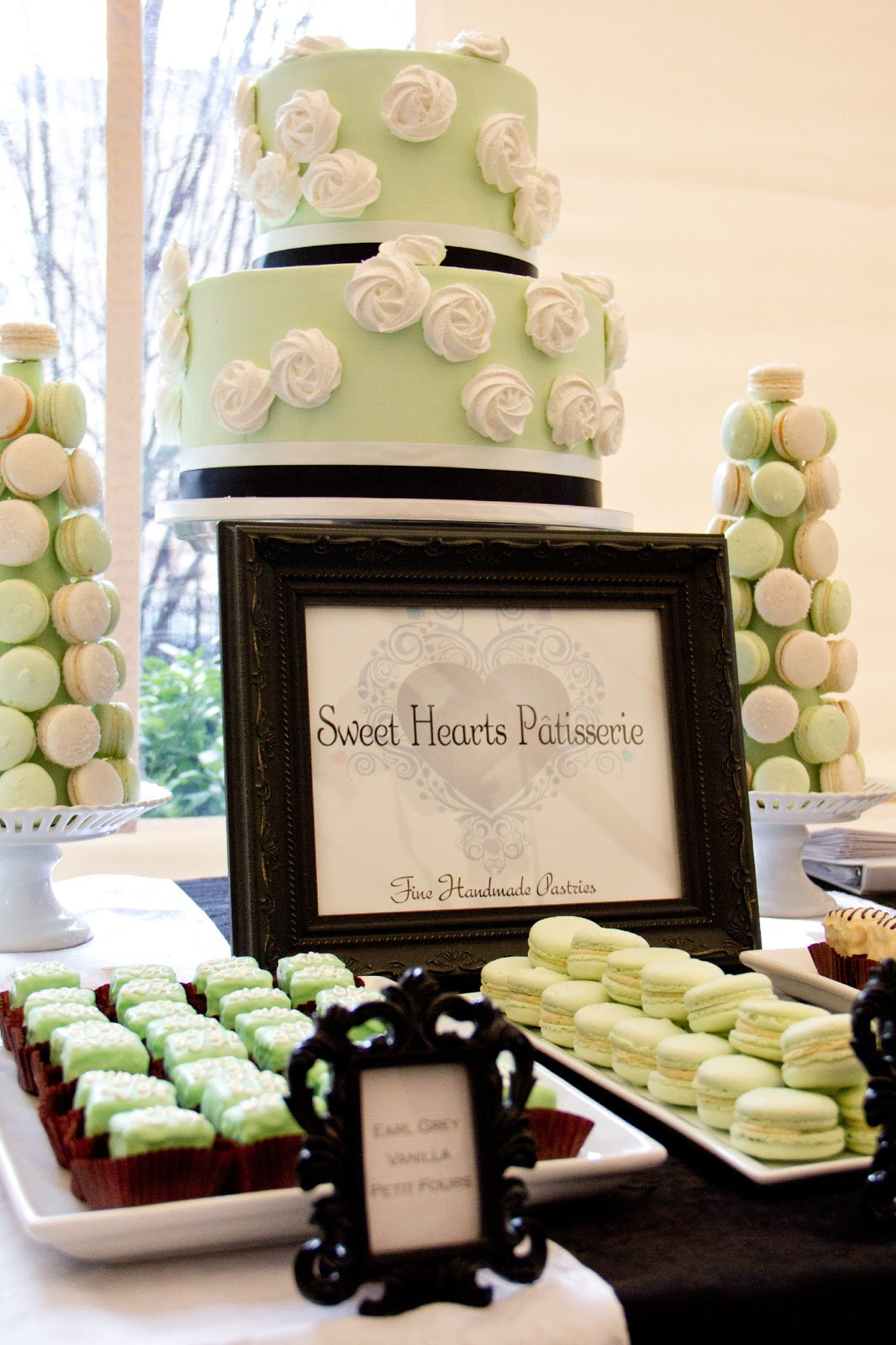 Sweet Hearts Patisserie! Engaging Affairs