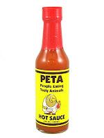 PETA Hot Sauce