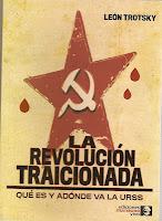 En venta el libro LA REVOLUCIÓN TRAICIONADA -Trotsky