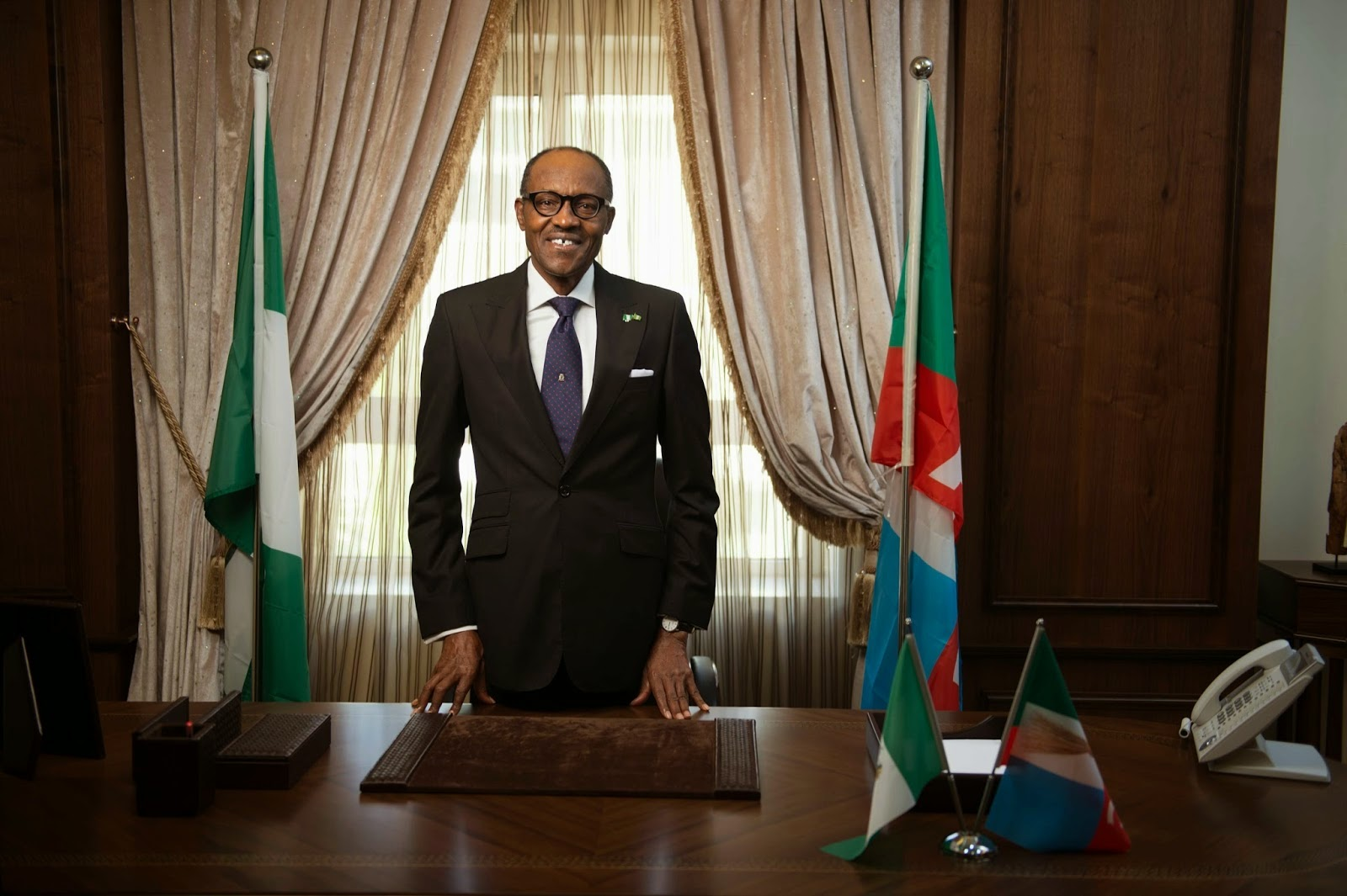 buhari plans for nigeria 2015