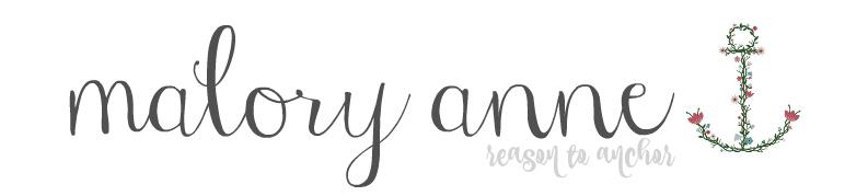 Malory Anne Blog