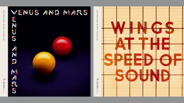 Paul McCartney - Venus and Mars y Wings