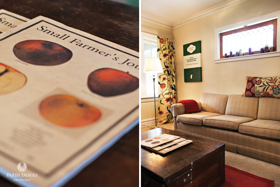 Small Farmers Journal In Chicago Bungalow Home Decor This Beautiful Life Farm Blog