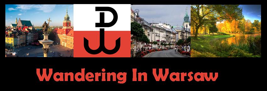 Wandering in Warsaw
