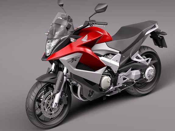 Tropicana Motorworld Honda Vfr800x Crossrunner