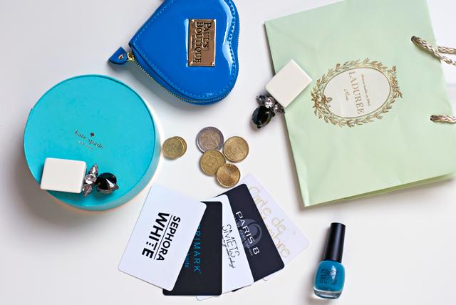 fashion shopping purse money