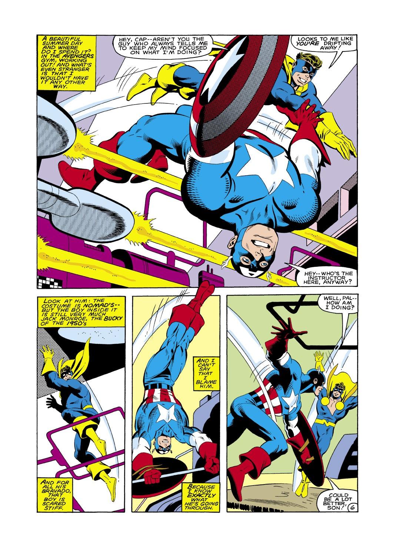 Captain America (1968) Issue #286 #202 - English 7