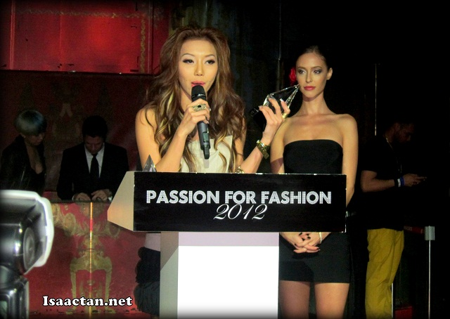Intrepid Model – Miss Leng Yein