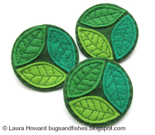http://bugsandfishes.blogspot.co.uk/2014/01/how-to-felt-spring-leaves-brooch.html