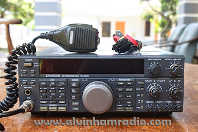 KENWOOD TS - 450SAT
