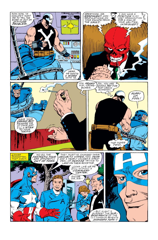 Captain America (1968) Issue #365 #298 - English 10