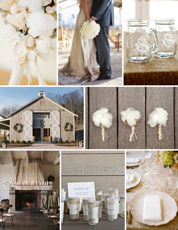 Wedding Ideas For Winter On A Budget