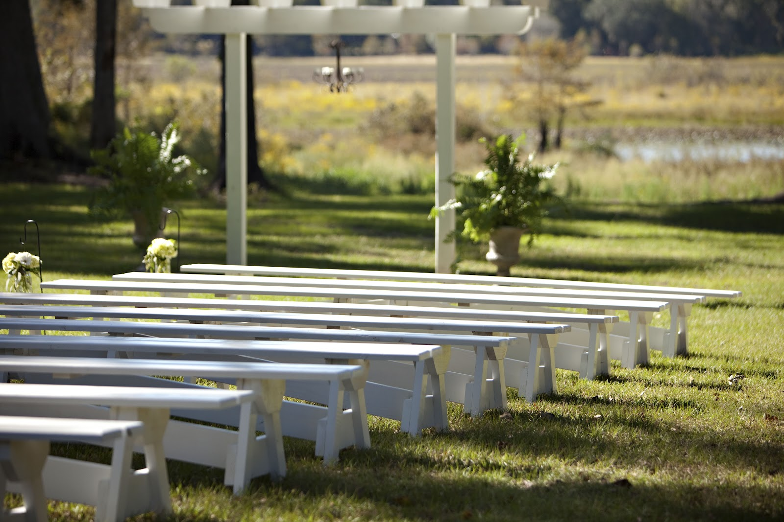 Sweet Tea Furniture Events Benches For Rent