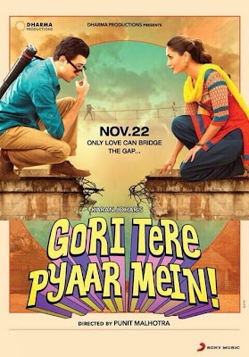 Trailer of 'Gori Tere Pyaar Mein'