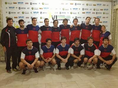 SAG Villa Ballester, clasificado al Panamericano de Clubes 2014 | Mundo Handball
