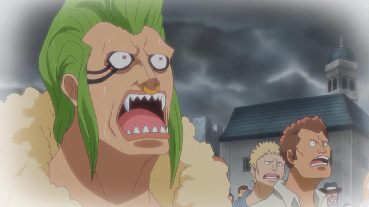 Kenapa Bartolomeo begitu mengagumi Luffy?
