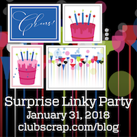January's Surprise Linky Party