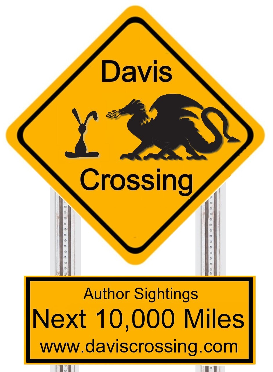 Beginning In Midseptember, Amanda L Davis And I Will Embark On A  Nationwide Promotional Tour For Our Books We Are Calling It The Davis  Crossing Tour