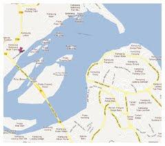 Peta Lokasi PRRKT