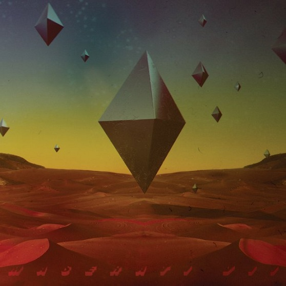 The Most Popular Octahedron In Fiction Would Probably Be Ramiel Mysterious Fifth Angel Who Attacked Tokyo 3 Neon Genesis Evangelion An Attempt To