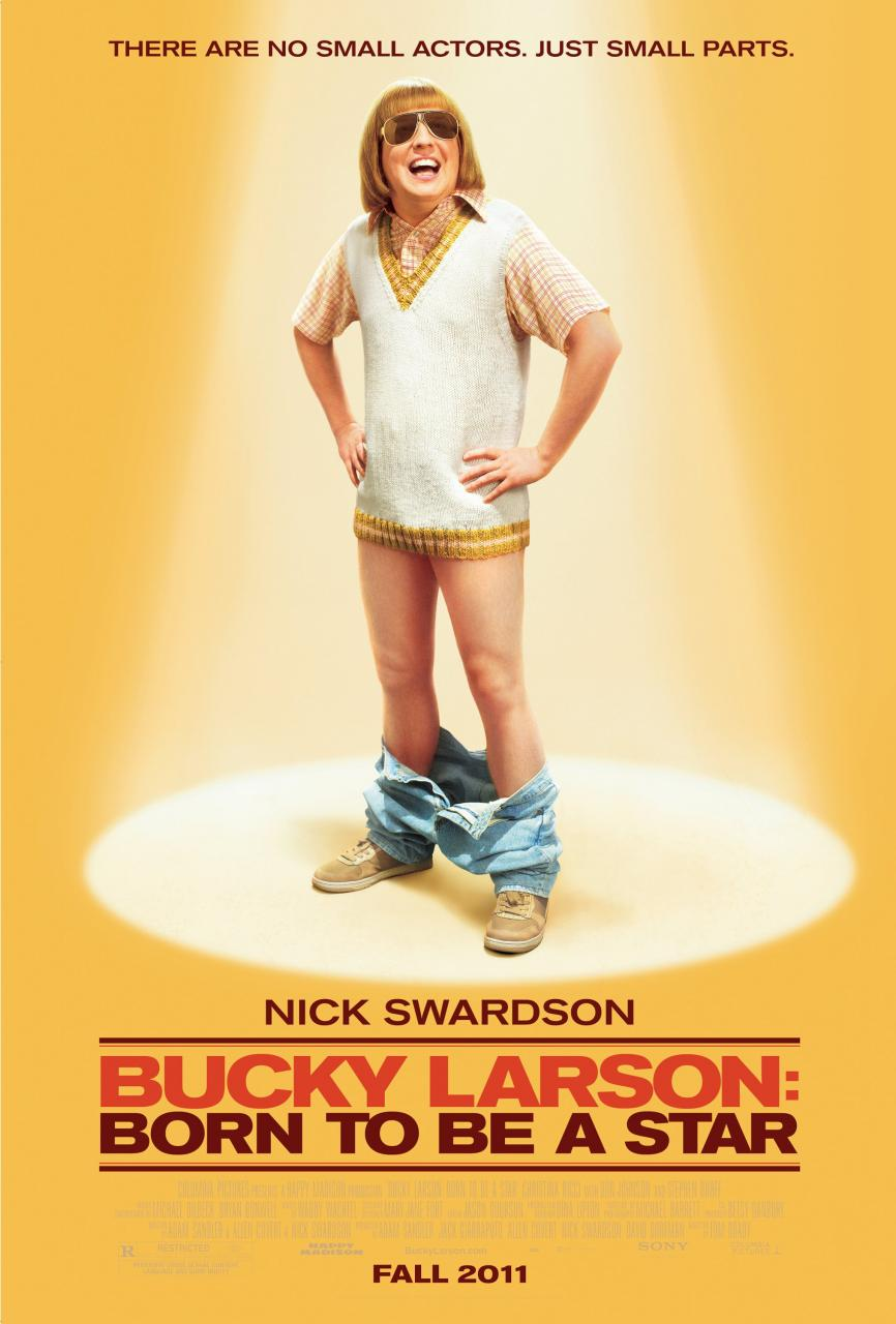 Bucky Larson Born to Be a Star poster