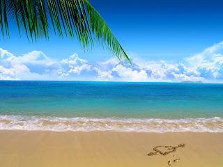 Beach free desktop wallpaper 0011