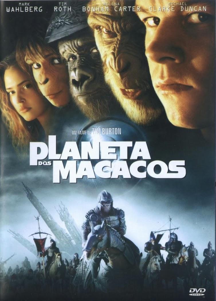 Planeta dos Macacos – Dublado (2001)