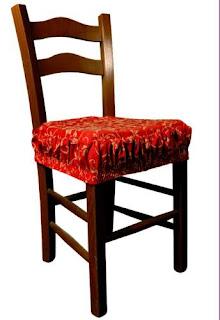 Cuscini sedia tappetomania tronzano vercellese - Cuscini per sedie da cucina ...