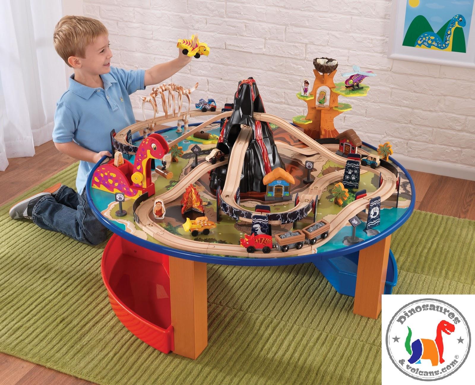 Kidkraft Train Table And Set