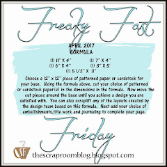 April Freaky Fast Friday Challenge