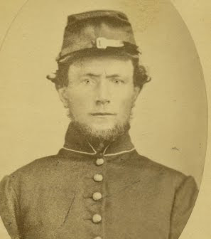 Daniel Coonradt, Civil War