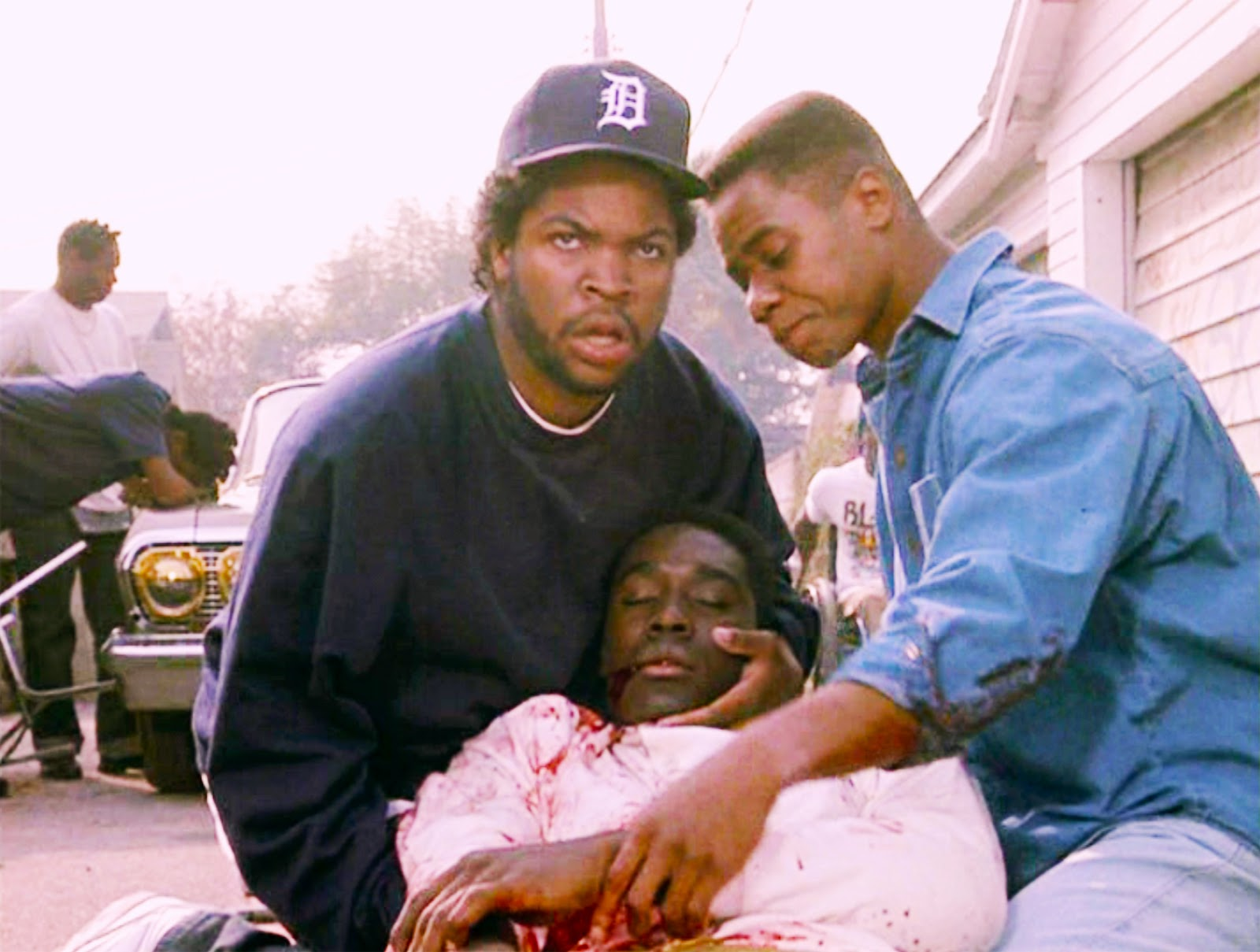 The movie  Boyz N the ...