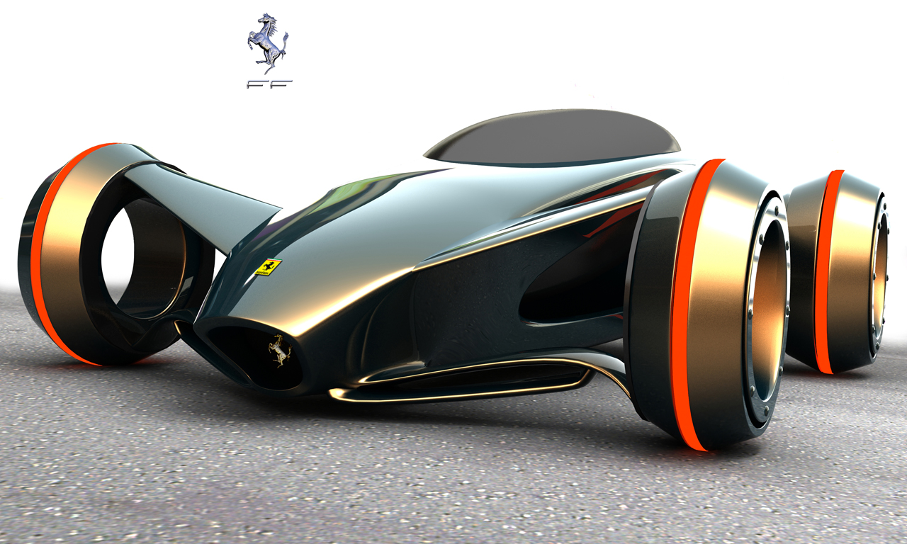 article ferrari concept